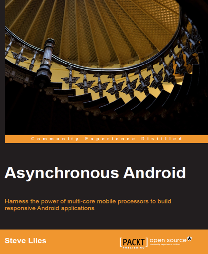 Asynchronous Android - Cover